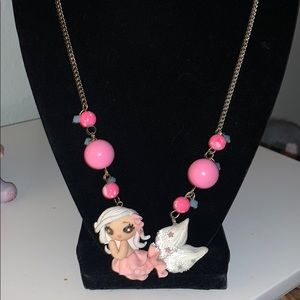 Jewelry - Tarina Tarantino Style Mermaid Necklace 20""
